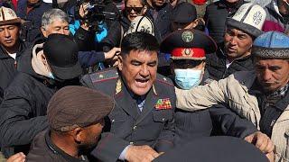 Отставка Жээнбекова и новое правительство. Ситуация в Кыргызстане