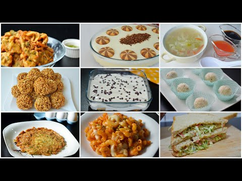 9 RECIPES YOU CAN MAKE IN 10 MINUTES by (YES I CAN COOK)