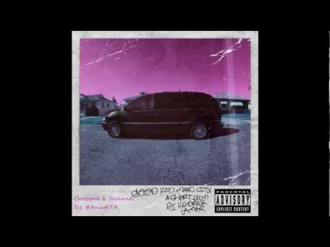 Kendrick Lamar - Bitch Don't Kill My Vibe (Chopped & Screwed)
