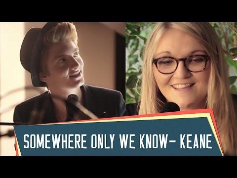 SOMEWHERE ONLY WE KNOW – Keane – Acoustic Cover avec Elliott et Lola Dubini