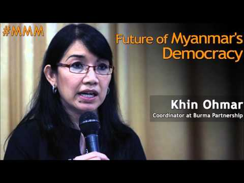 20151116 Monday Morning Matters: Future Of Myanmar's Democracy