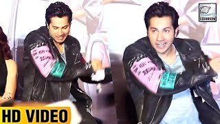 Varun Dhawan's Funny Moments With Real Judwaas | Lehren TV