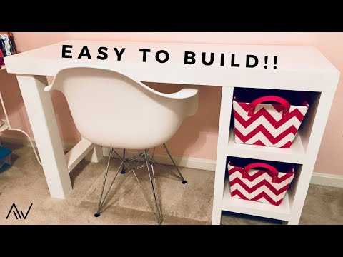 Making a Simple Office Desk | Kreg Jig