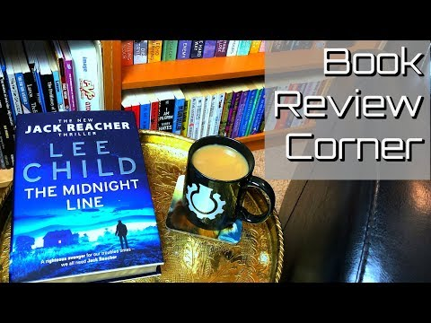 Reviewing The Midnight Line by Lee Child Mp3