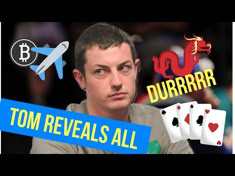 "High Stakes Phenomenon Tom ""Durrrr"" Dwan is Back in Action in Montenegro"