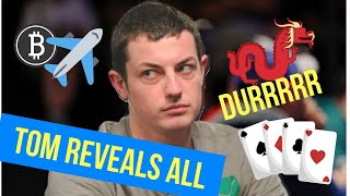 """High Stakes Phenomenon Tom """"Durrrr"""" Dwan is Back in Action in Montenegro"""