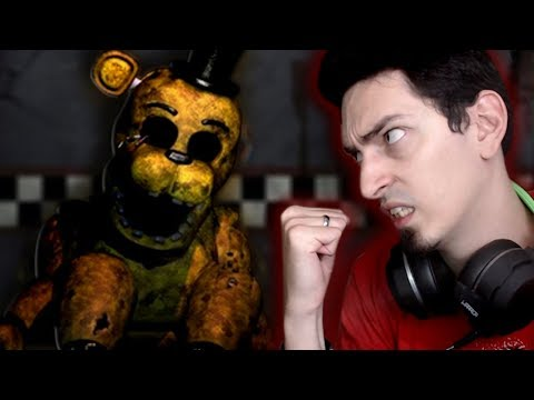 VENCI O FNAF MAIS DIFICIL DE TODOS!! - FIVE NIGHTS AT FREDDY'S 2: GOLDEN FREDDY [PT-BR] - MRGUINAS thumbnail