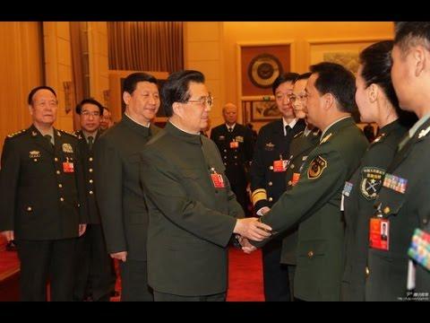 《今日点击》胡锦涛遭架空 造成习近平严厉反腐(2015/03/11)