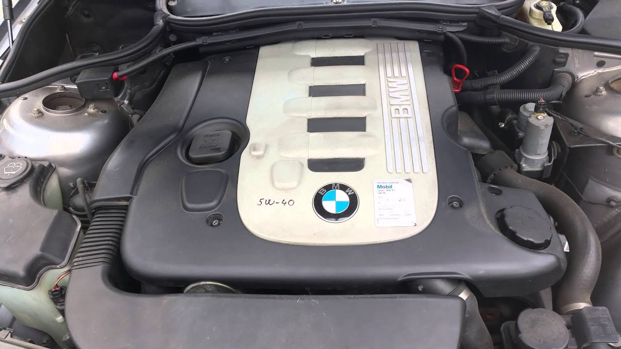 Engine Problems Bmw E46 330d 150kw Chip