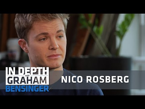 Nico Rosberg: I was bullied at school