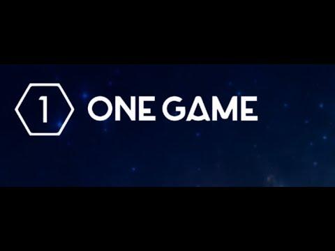 #OneGame(1-ая Часть)-децентрализованный виртуальный мир.Обзор ICO