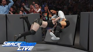WWE 2K19 Smackdown Live Paige Zerstört Aj Lee: Mai 28, 2019