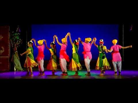 folk dance - suggi kala higgi banditu - Lasya Vardhana Trust