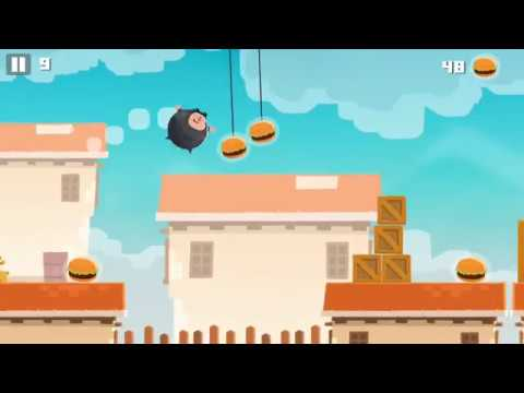 Bubble Man: Rolling (Android) - gameplay.