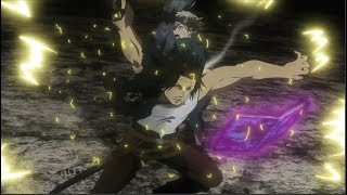 Yami vs Licht Full Fight, Light Magic vs. Dark Magic || Black Clover Best Moment