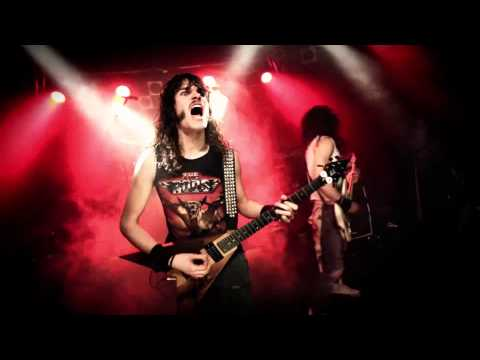 EVIL INVADERS - Fast, Loud 'n' Rude (Official Video)   Napalm Records