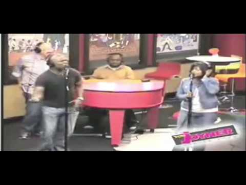 BeBe and CeCe Winans (LIVE) @ The Tom Joyner Morning Show