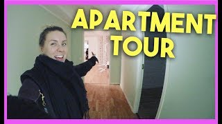 APARTMENT TOUR - NYA LÄGENHETEN