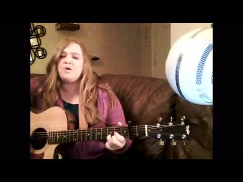 Rock of Ages (hymn) - Alice Summers, acoustic guitar