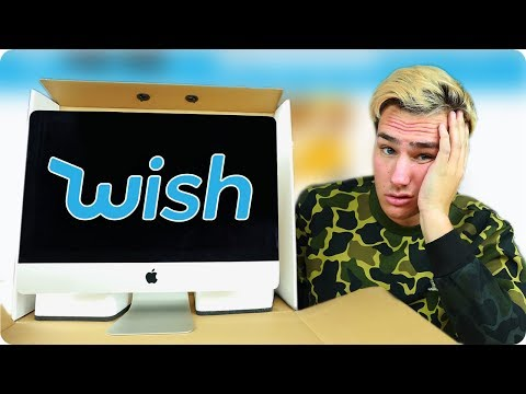The $605 Refurbished IMac From Wish…?