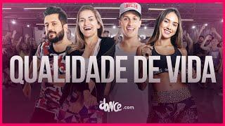 Qualidade De Vida - Simone & Simaria, Ludmilla | FitDance TV (Coreografia Oficial)