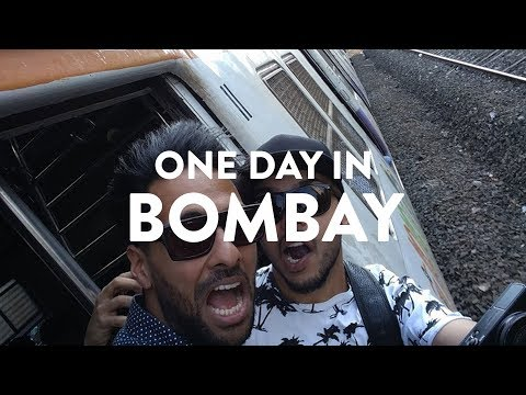 THINGS TO DO IN MUMBAI WITH SHAANMU (DAY 1) | What's Good Bombay (1/3)