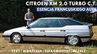 видео Citroen XM