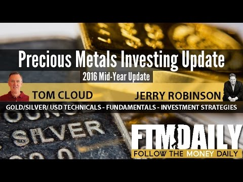 Precious Metals Investing Update (July 2016)