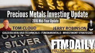 Precious Metals Investing Update (July 2016)
