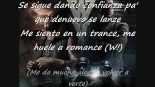 Besos Mojados - Wisin & Yandel - With Lyrics, Con Letra