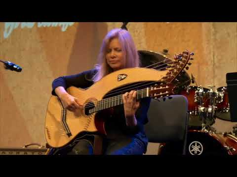 Summer Morning Rain by Muriel Anderson, Harp Guitar ASGN14