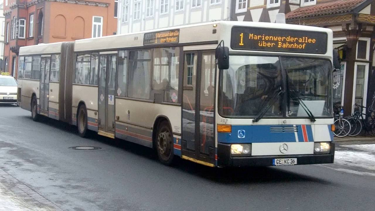 bus in lübeck