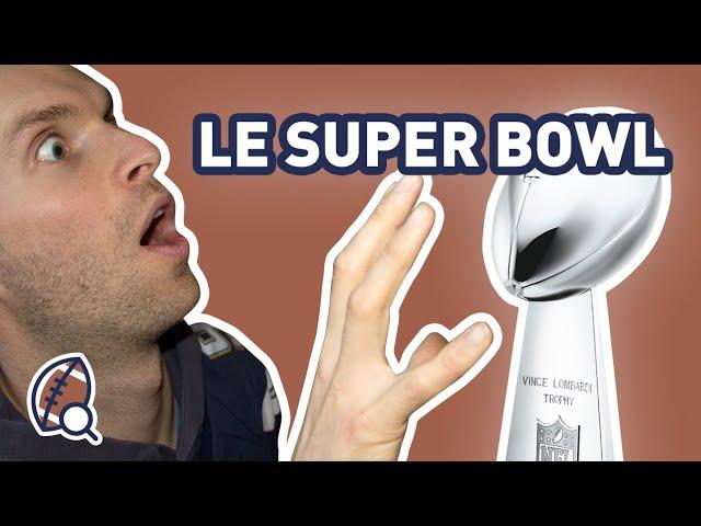 La minute football américain #22 : Qu'est-ce que le super bowl ?