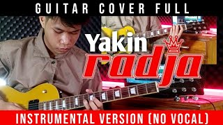 Download Yakin - Radja (Guitar Cover/Instrumental)