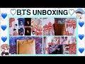✨BTS Haul #9✨Unboxing BTS Pins and BTS Live Exhibition Photos