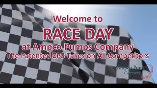 ZP3 vs Competition, Mechanical Seal Change Race