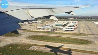 British Airways 777-200ER Beautiful Takeoff from London Heathrow Airport!