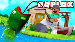 CATCHING THE BEST FISH IN THE GAME!! | Roblox Fishing Simulator