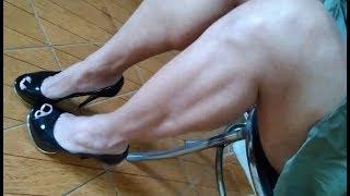 High heel and black toenail. Very Sexy 2
