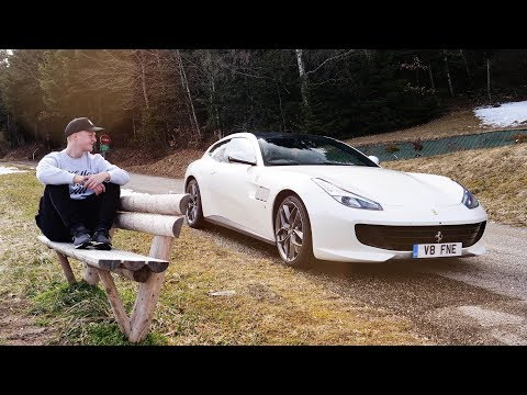 Why Would You Buy A Ferrari GTC4 Lusso T?