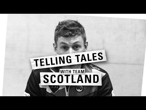 Telling Tales with... Team Scotland