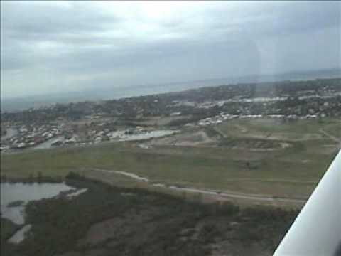 Cessna 172 Take Off From Redcliffe