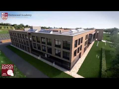 Hertswood Academy BBC News School Report - Foundations for the Future