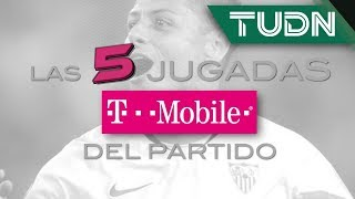 Las 5 mejores jugadas T - Mobile del partido | Morelia vs América | TUDN