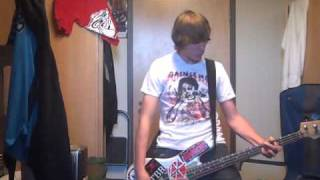 The Lawrence Arms - Porn And Snuff Films bass cover