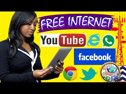 Free Internet Trick for Your Android Phone