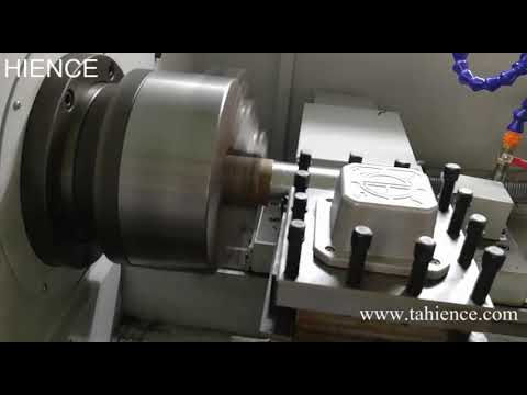 Horizontal CNC Lathe Machine for Metal CK6132A of Chinese ...