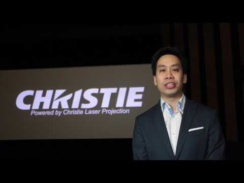RGB laser projection - Paragon Cineplex delivers the ultimate 3D viewing experience | by Christie