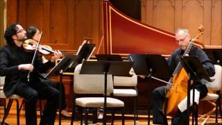 Rameau Troisieme Concert   La Timide et Tambourin