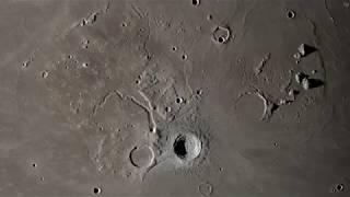 4K Version - Moon Images from Lunar Reconnaissance Orbiter